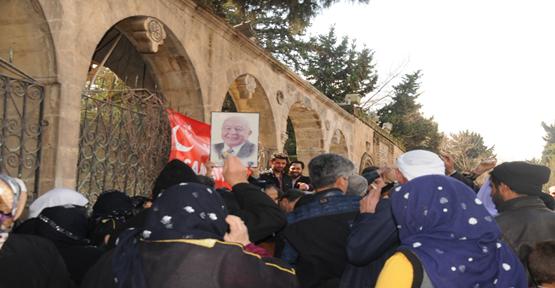 Erbakan Urfa'da Anıldı