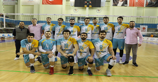Haliliye Voleybol Takımı, Zorlu Tokat Maçına Hazır