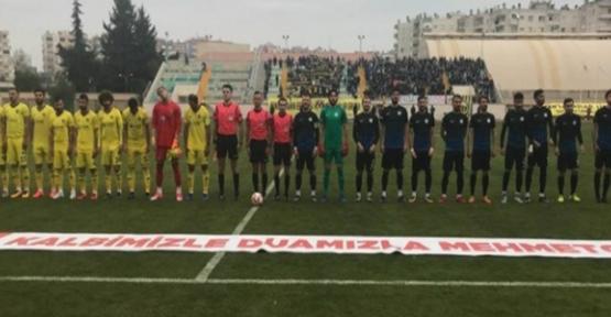 Karaköprü 3-1 Tarsus İdmanyurduspor