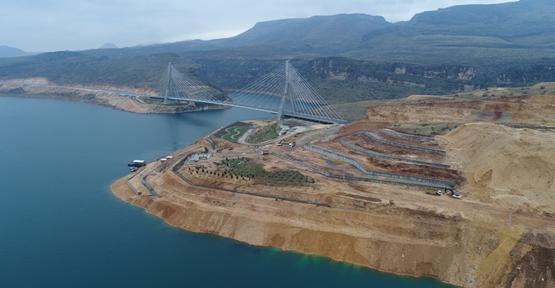 Nissibi köprüsüne dev sosyal tesisi yapılıyor