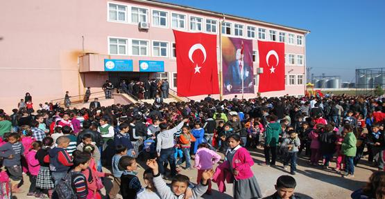 Şanlıurfa'da 615 Bin Öğrenci Ders Başı Yaptı