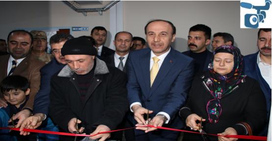 Şehit Hasan Hüseyin Çalışkan Kütüphanesi Açıldı