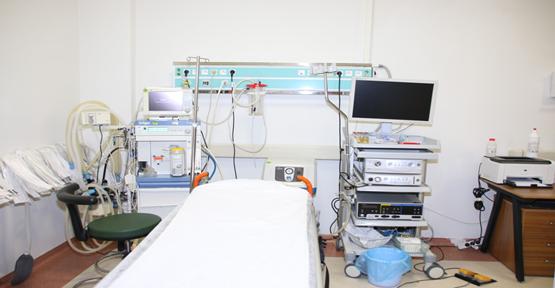 Urfa'da Çocuk ve Erişkin Endoskopi ünitesi hizmet vermeye başladı