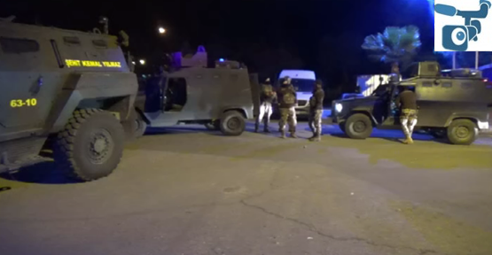 Urfa'da terör operasyonu, 11 tutuklama