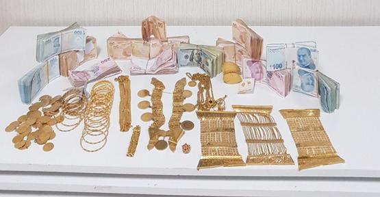 Urfa'da piyasa değeri 470 bin liralık hırsızlık