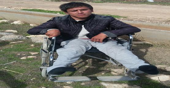 25  Yaşındaki Bedensel Engelli Akülü Araba İstiyor
