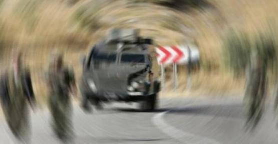Afrin'de EYP İnfilak Oldu,  10 Asker Yaralı
