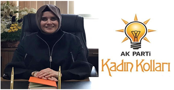 AK Parti Şanlıurfa Kadın Kolları Başkanı Güven'den 18 Mart Çanakkale Zaferi''mesajı
