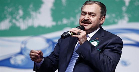 Bakan Eroğlu'dan Şanlıurfa'ya Gölet Müjdesi…