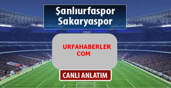 Sakaryaspor 4-0 Şanlıurfaspor