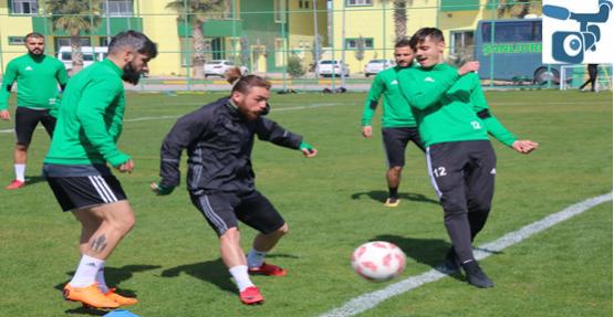 Şanlıurfaspor, Silivrispor maçına hazır