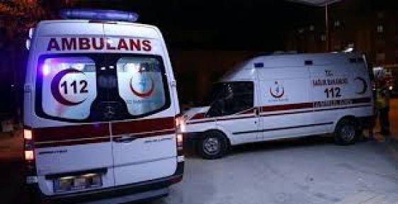 Urfa'da bıçaklı kavga, 5 yaralı