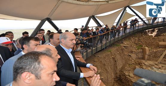 Bakan Kurtulmuş, Urfa'daki Oteller Şimdiden Dolu