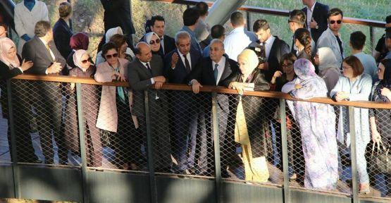 Emine Erdoğan Tarihi Göbeklitepe'yi Gezdi
