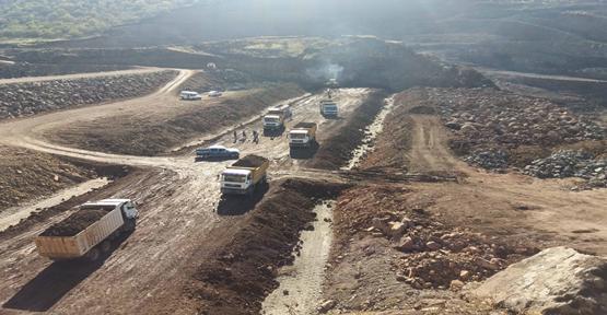 Proje İle 2.740 Dekar Zirai Arazi Suyla Buluşacak…
