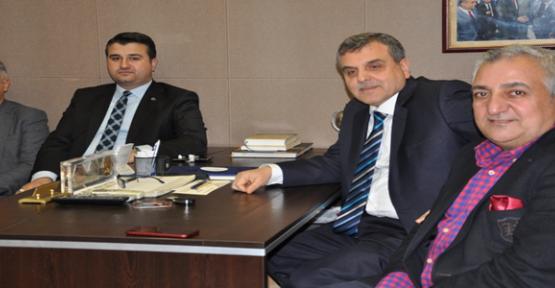 Şanlıurfa AK Parti İl Başkanı İstifa Etti