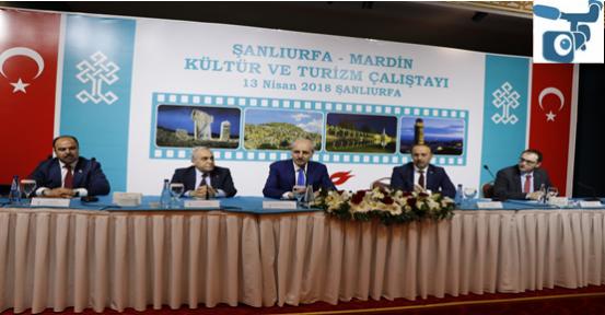 Şanlıurfa Mardin Kültür ve Turizm Çalıştayı