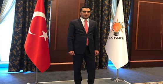 Şeyhanlıoğlu, AK Partiden Aday Adayı Oldu