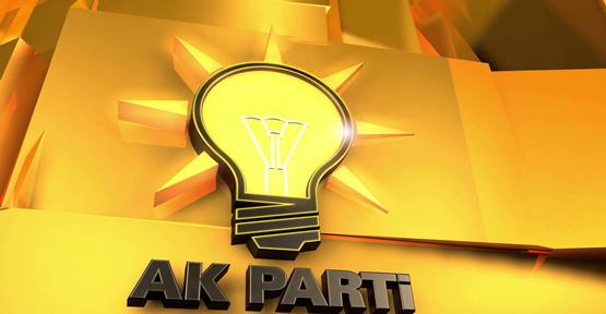 AK Parti Şanlıurfa Milletvekili Listesi Açıklandı