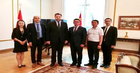 Büyükelçi Önen, TRT Radyo1 Gündem Programına katıldı