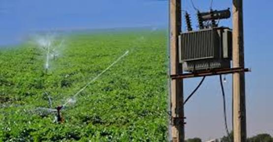 Çiftçi'nin  elektrik tüketimi uydu ile belirlenecek