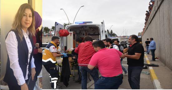 Kaza geçiren AK Parti Şanlıurfa Milletvekili Aday Adayı Hayatını Kaybetti