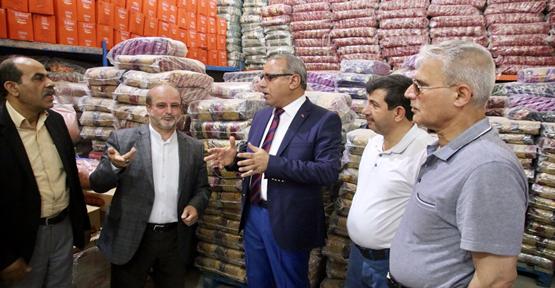 Şanlıurfa'dan Afrin'e İnsani Yardım