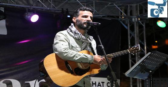 Urfa'da Grup Yürüyüş Konseri