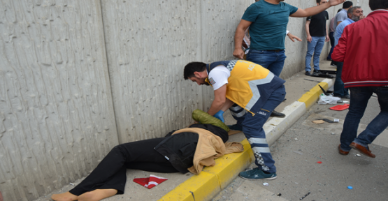 Urfa'da kaza, AK Parti Şanlıurfa Milletvekili Aday Adayı  Yaralandı