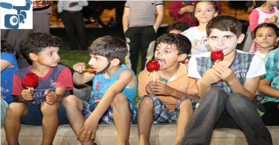 Urfa'da Ramazan Sokağına Çocuklardan Yoğun İlgi