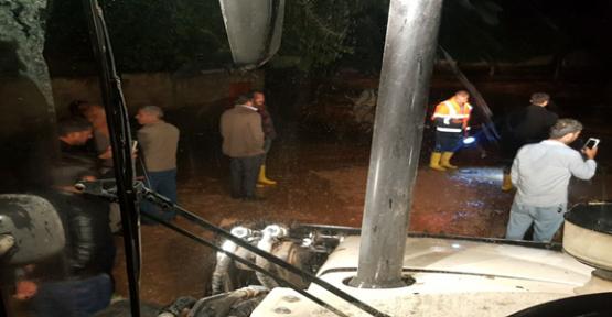 Urfa'da sele kapılan kızdan acı haber geldi