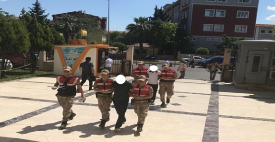 Urfa'da uyuşturucu operasyonu, 2 tutuklama