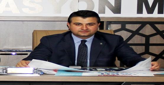 AK Parti Şanlıurfa İl Başkanı Yıldız'dan Ramazan Bayramı mesajı