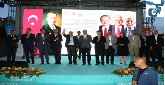 Eyyübiyeliler, Büyükşehir'in Kardeşlik Sofrasında Buluştu