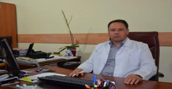 Harran Üniversitesi Hastanesine Başhekimliğine Ulusal Ödüllü Altay Getirildi