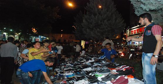 Urfa'da Bayram Hareketliliği