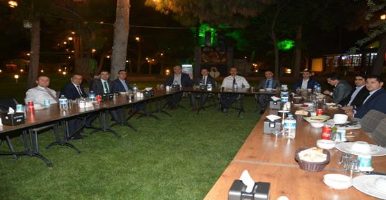 Urfa'da Cumhurbaşkanı Güvenlik Zirvesi