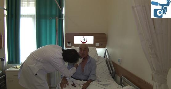 Urfa'da İleri Düzey Gırtlak Kanseri Ameliyatı Gerçekleştirildi