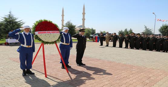 Urfa'da Jandarma 179. Yaşını Kutladı