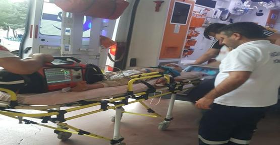 Akçakale'de Bir Cismin Patlaması Sonucu 3 Kişi Yaralandı
