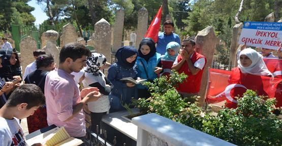 Gençlik Merkezinden Şehitler Ve Gaziler Derneğine Ziyaret