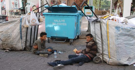 Suriyeli Çocukların Ekmek Mücadelesi