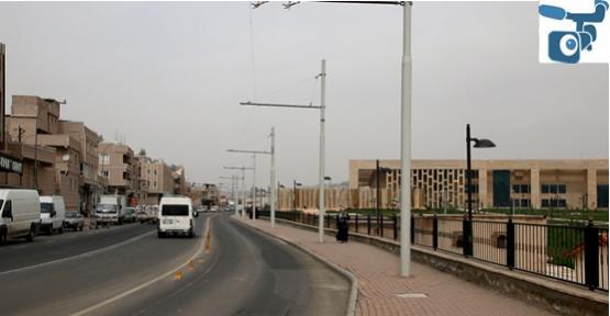 Trambüsler, Eylülde Şanlıurfa Caddelerinde Olacak