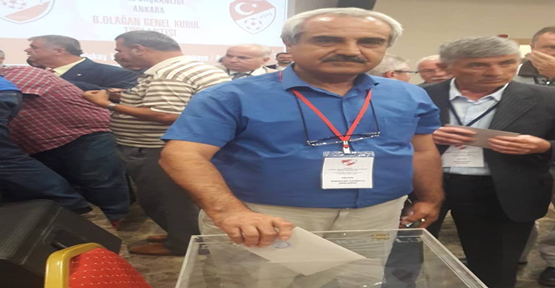 Türkiye Futbol Saha Komiserleri Yönetimi Güven Tazeledi