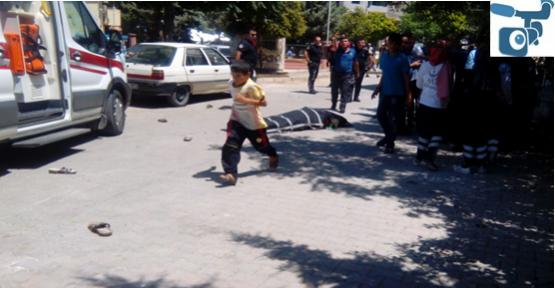 Urfa'da Minibüsün Çarptığı Yaya Öldü