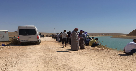 Urfa'da Bir Günde Üç Boğulma