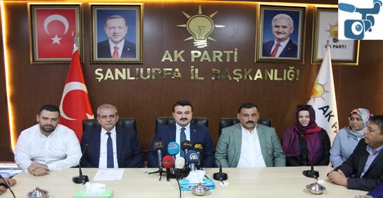 AK Parti Olağan Kongreye Gidiyor