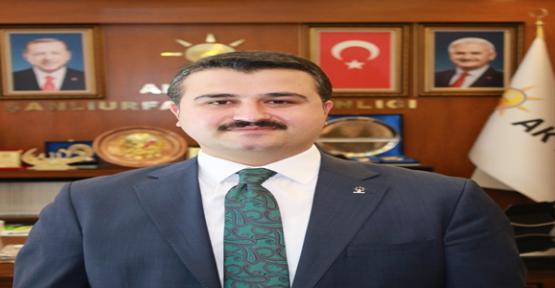 Ak Parti Şanlıurfa İl Başkanı Yıldız'dan Flaş Çağrı