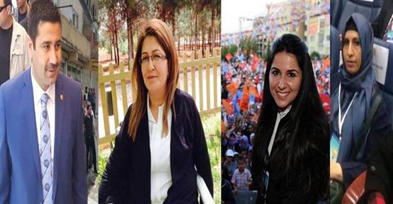 AK Parti Yeni MKYK Listesi Belli Oldu Urfa'dan 4 İsim Bulunuyor