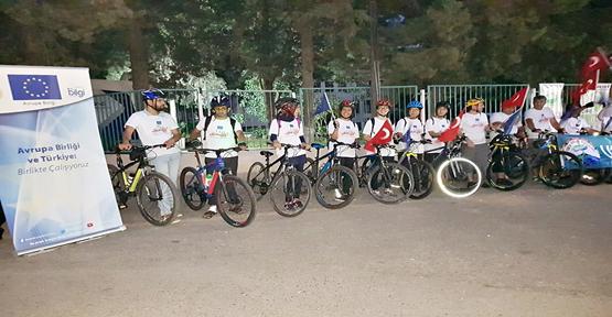 Avrupa Gençlik Spor Festivali Başladı